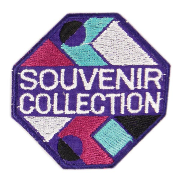 Applikation SOUVENIR COLLECTION 5