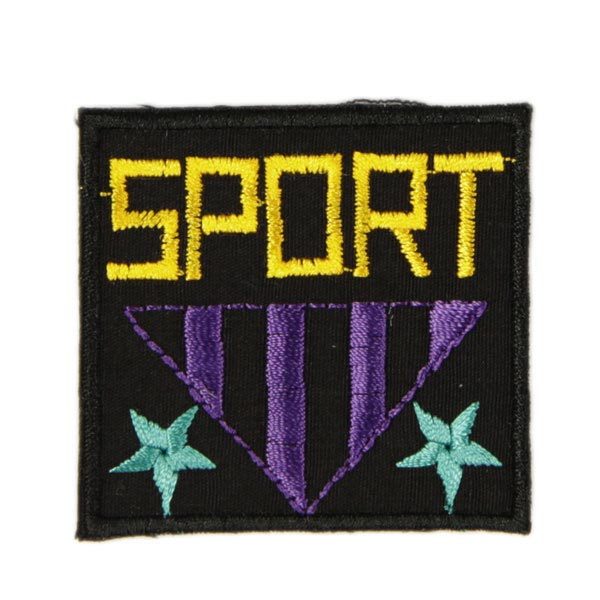 SPORT Applique 17