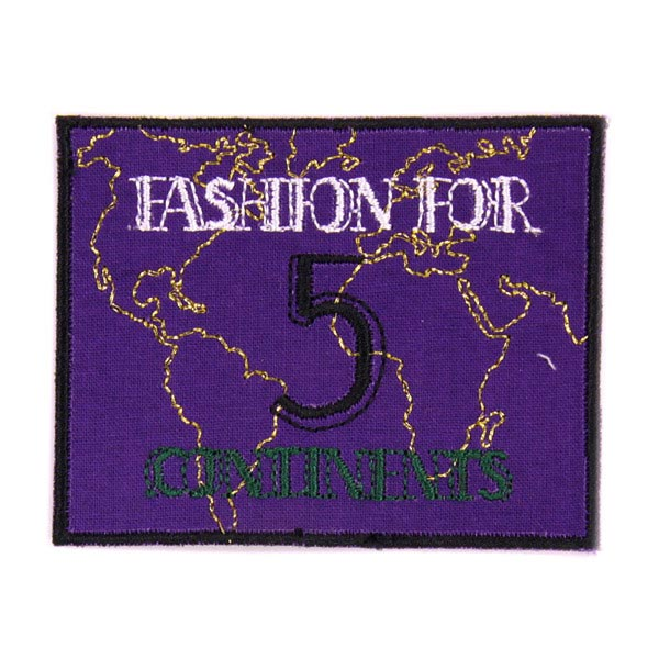 Fashion for 5 Continents 1
