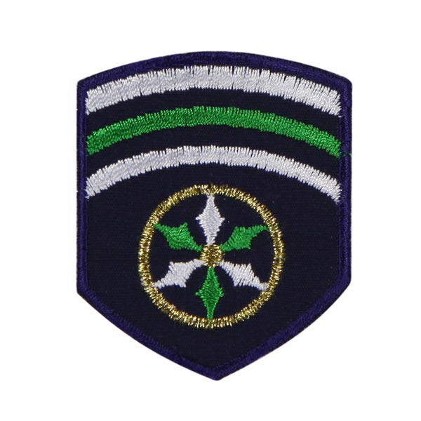 Applikation Maritim Badge 3