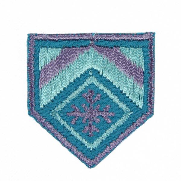 Snowflake Badge 1