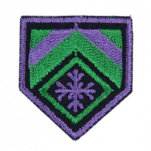 Snowflake Badge 4