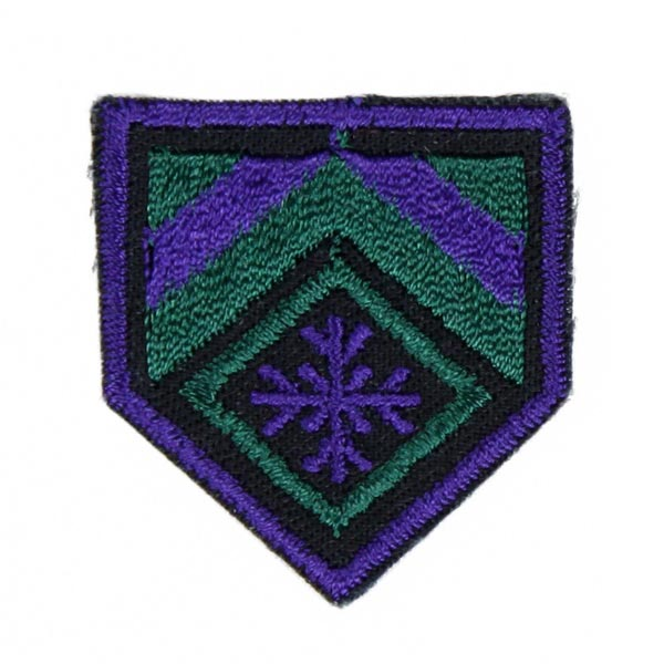 Snowflake Badge 5
