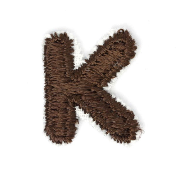 Lettre – Application, K