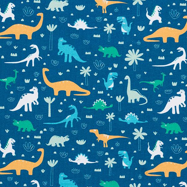 Jersey coton Univers des dinosaures | Petit Citron – pétrole