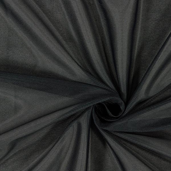 Tissu de doublure bien-être antistatique – noir