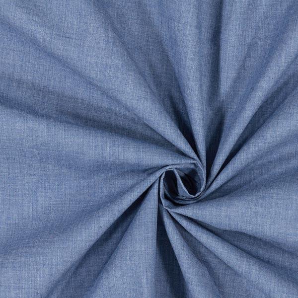 Doublure légère de poche Mélange coton – bleu jean