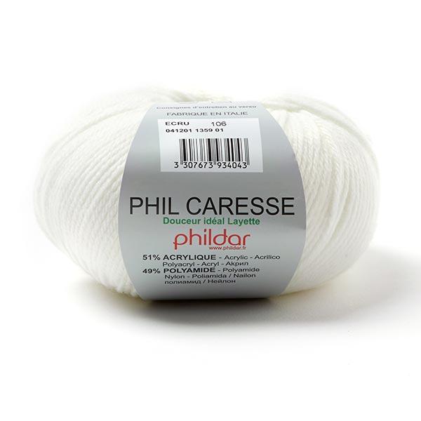 Phil Caresse, 50 g | Phildar (écru)