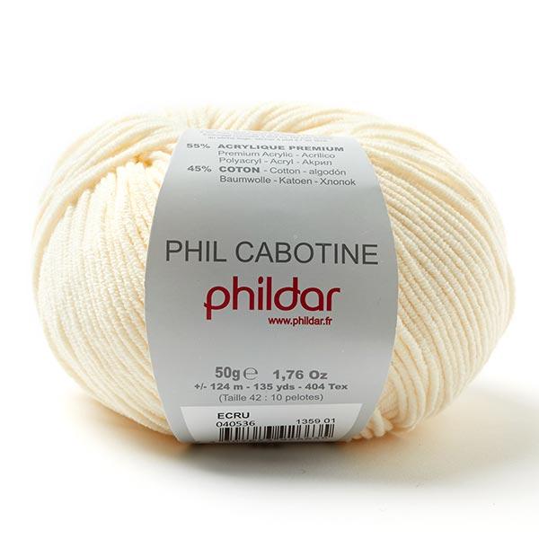 Phil Cabotine, 50 g | Phildar (écru)