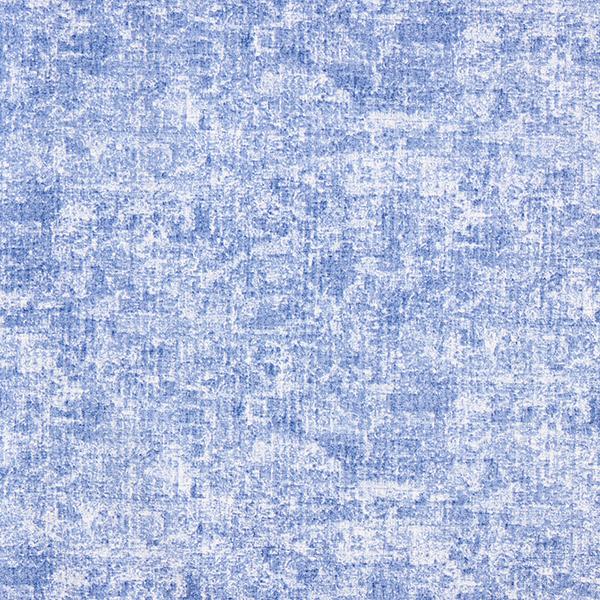 Dekostoff Canvas marmoriert – blau