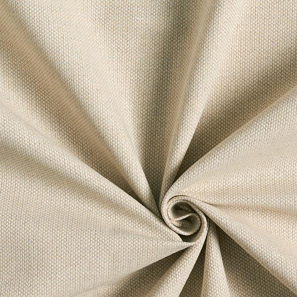 Tissu d'ameublement Jacquard les points Mini – beige