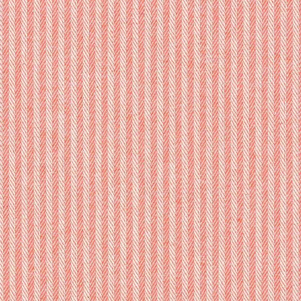 Tissu d'ameublement Jacquard Bande – rouge
