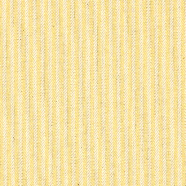 Möbelstoff Jacquard Streifen – gelb