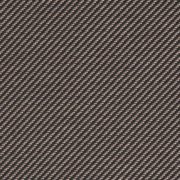 Outdoorstoff Uni – beige/schwarz