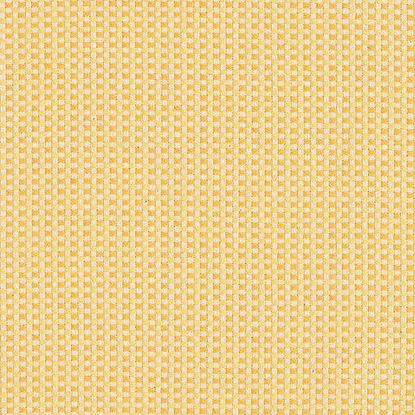 Dekostoff Jacquard Struktur Uni – gelb