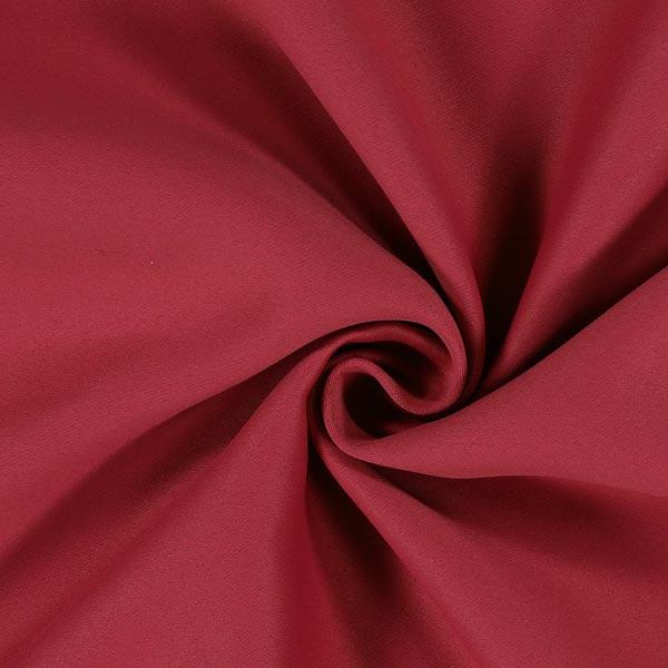 Tissu opaque – rouge bordeaux