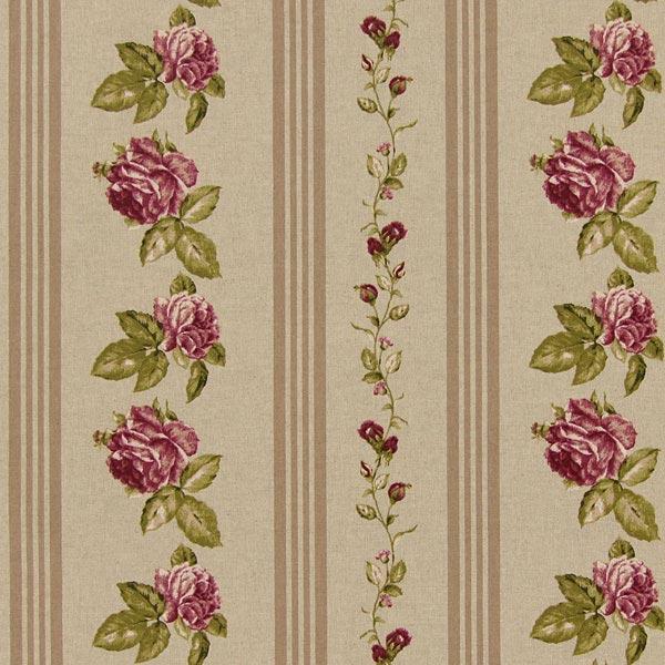 Linen Roses 3