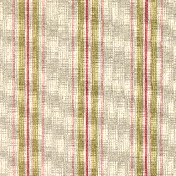 Tissu de décoration nature – Rayures