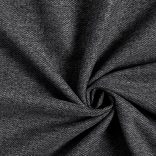 Tissu d'ameublement Brego – gris foncé