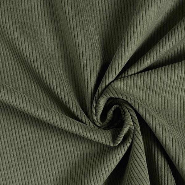 Polsterstoff Cordoptik Fjord – dunkelgrün