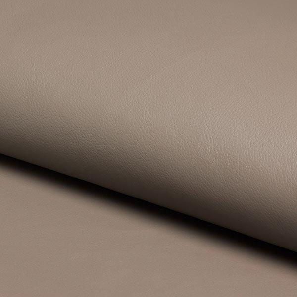 Tissu d'ameublement Similicuir Noranto – marron moyen