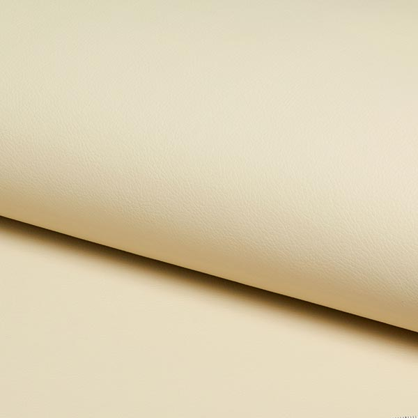 Tissu d'ameublement Similicuir Noranto – sable