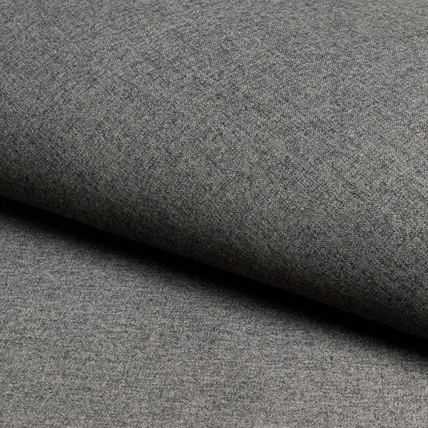 Tissu d'ameublement Norn – gris foncé