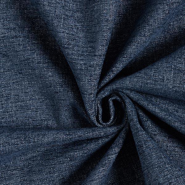 Tissu de revêtement Chenille – navy