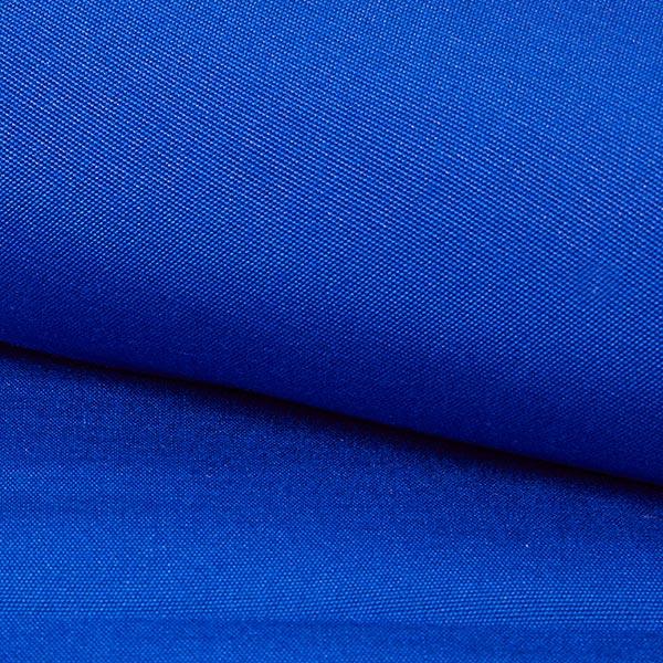 Extérieur Tissu pour chaise longue Rayures verticales, 44 cm – bleu roi