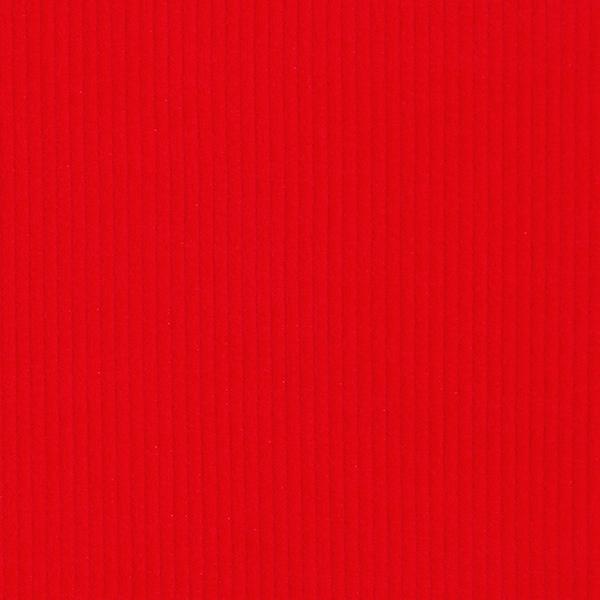 Bio Cord Nicki Stoff – rot | Albstoffe