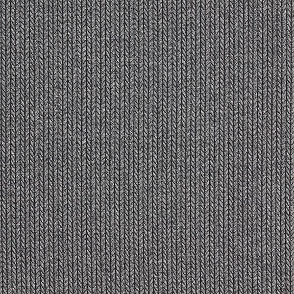 Jacquard Knit Knit GOTS – anthracite | Albstoffe | Hamburger Liebe