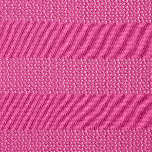 BLISS Stripe Knitty Maille coton GOTS 2e choix – rose vif | Albstoffe | Hamburger Liebe