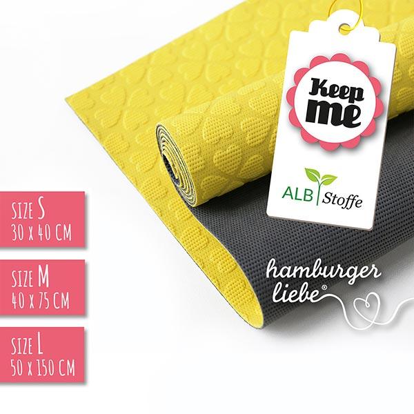 Antirutsch-Matte KEEP ME  | Albstoffe | Hamburger Liebe
