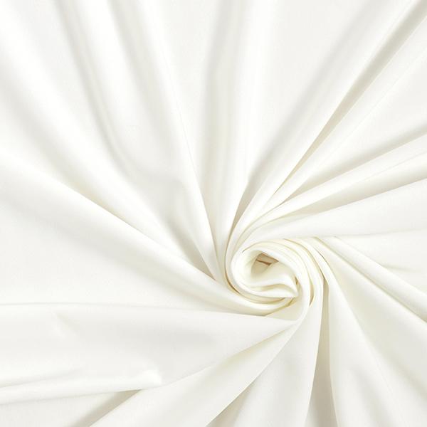 SHIELD Antimicrobien Jersey uni – blanc | Albstoffe