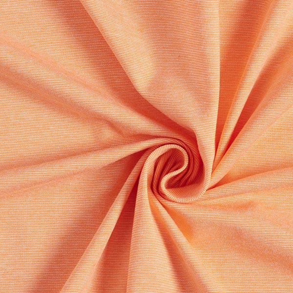 SUMMER MÉLANGE Jersey coton GOTS – orange | Albstoffe | Hamburger Liebe