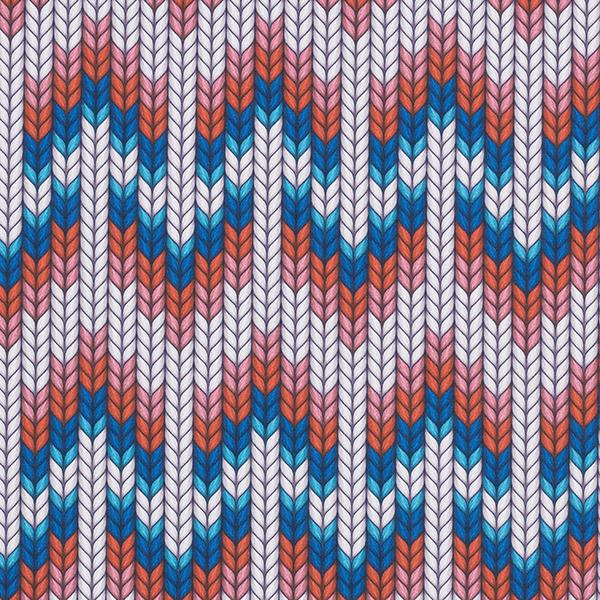 SHIELD PRO Jersey antimicrobien Knit – bleu roi/rouge | Albstoffe