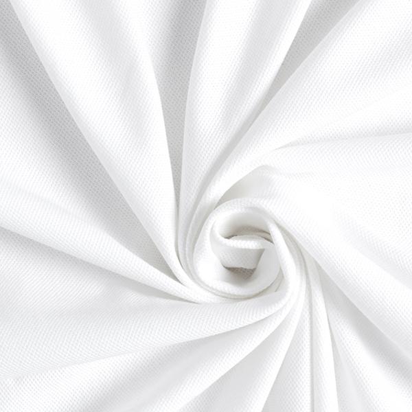 POLO ME Jersey piqué Uni GOTS – blanc   Hamburger Liebe