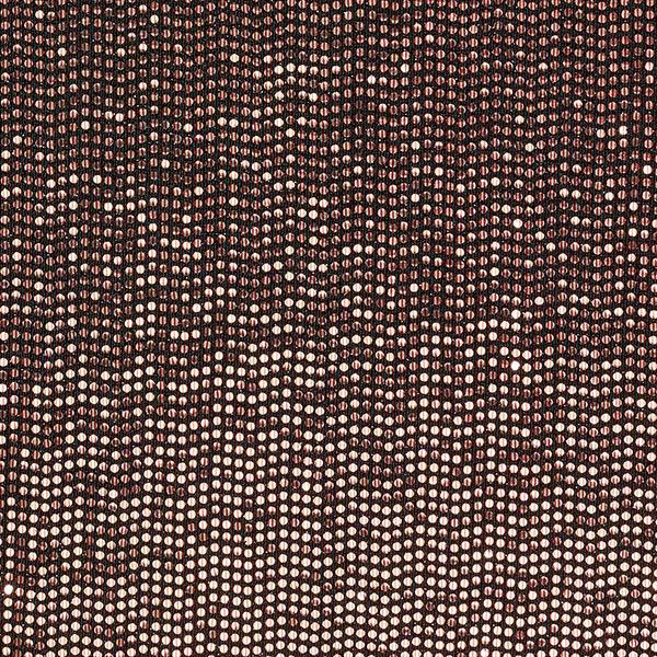 Jersey à paillettes collé – noir