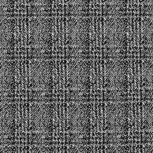 Strickjacquard Glencheck – schwarz/weiss