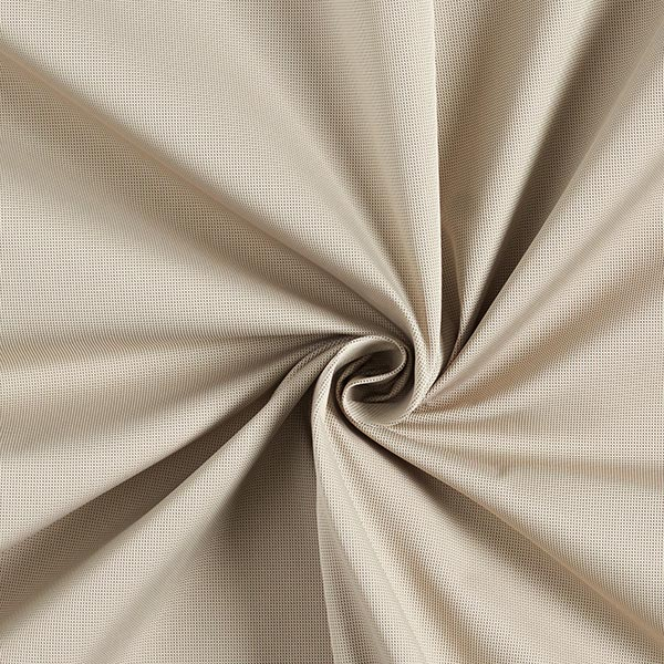 Anzugstoff Fil-á-Fil – beige