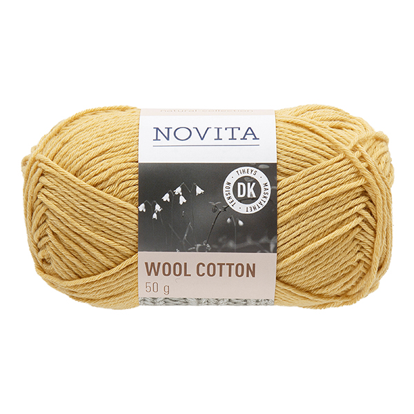 Wool Cotton, 50 g | Novita (285)