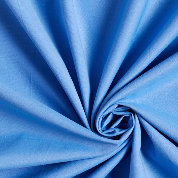 Tissu pour chemise Stretch Uni – bleu clair