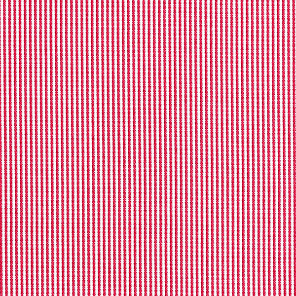 Tissu pour chemise Rayures 1 mm – rouge