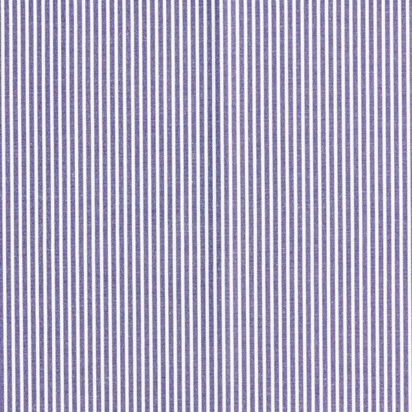 Tissu pour chemise Rayures fines 1 mm – lilas bleu