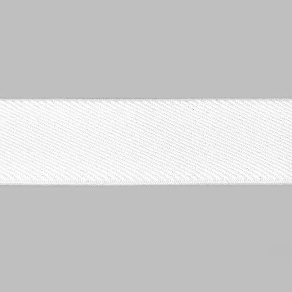 Ruban élastique Basique - blanc