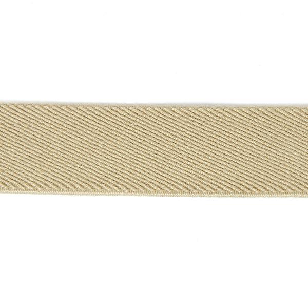 Ruban élastique Basique - beige