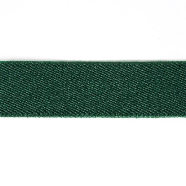 Ruban élastique Basique - vert foncé