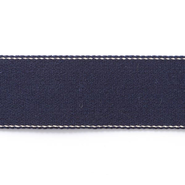 Sangle de sac recyclée - navy