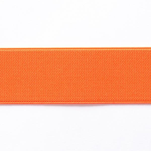 Sangle Fluo  [ 3,5 cm ] – orange néon