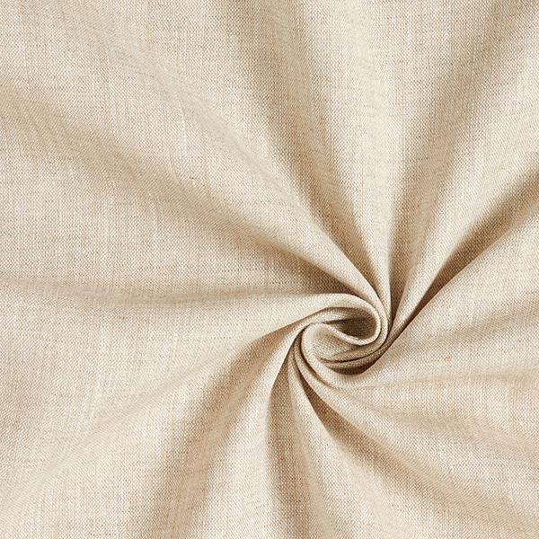 Tissu en lin – nature